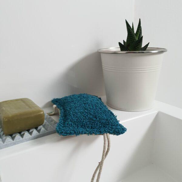 Eponge coton écologique