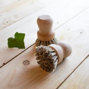 brosse en bois